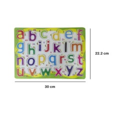 Early Learning Puzzle Boards - Small Alphabets