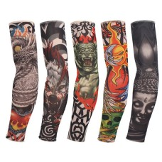 Fake Tattoo Hand Sleeve