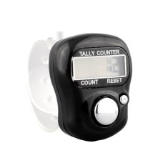 Hand Finger Tally Counter Digital Electronic Counter  - 2 Piece