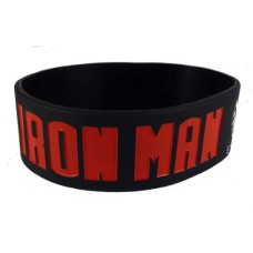 Iron man wrist band