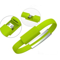 Eye Catching Bracelet Micro USB Cable Charging & Data Sync