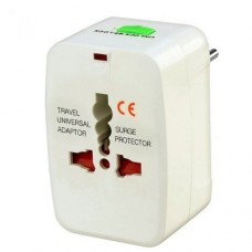ALL IN ONE WORLD TRAVEL ADAPTER for AU/EU/UK/US