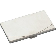 Fashionable Steel Visiting Card Holder